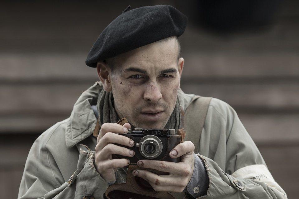 El fotógrafo de Mauthausen, fotograma 1 de 15