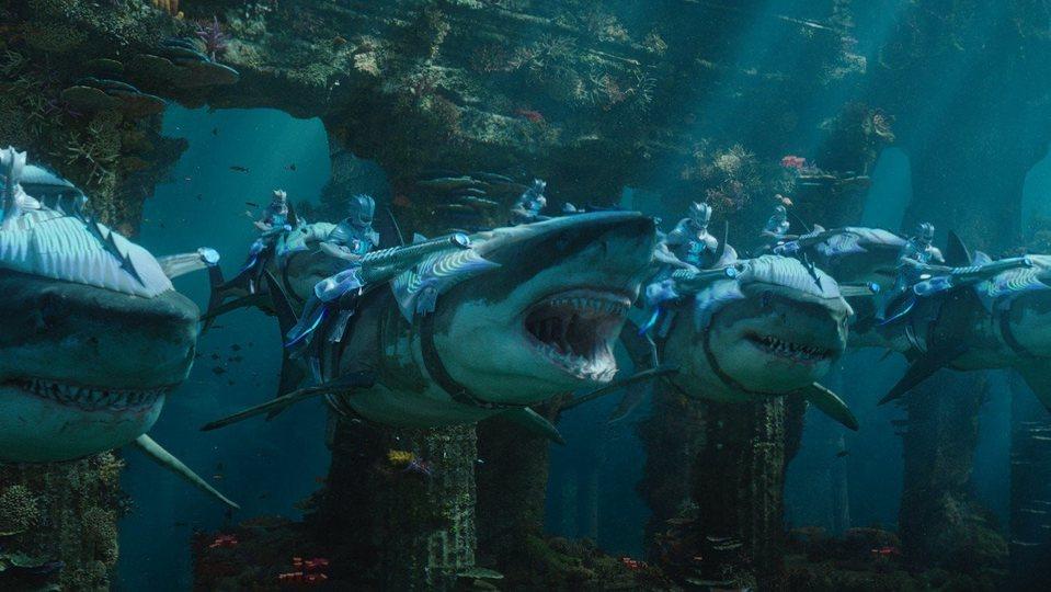 Aquaman, fotograma 13 de 13