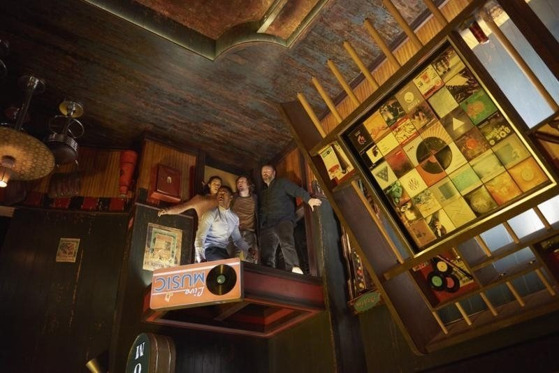 Escape Room, fotograma 1 de 10