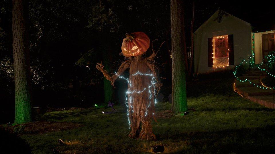 Goosebumps 2: Haunted Halloween, fotograma 9 de 13