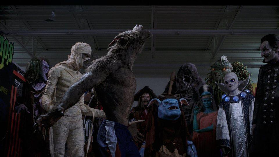 Goosebumps 2: Haunted Halloween, fotograma 7 de 13