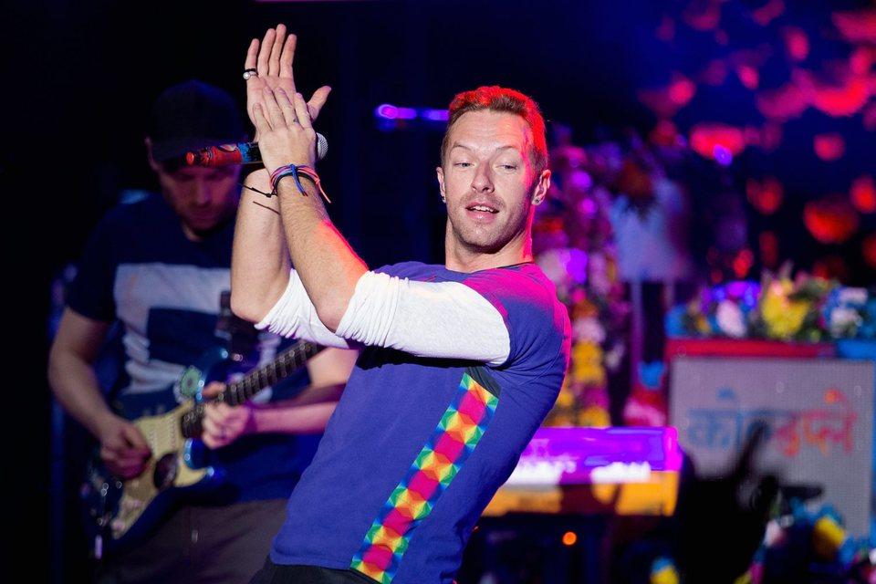 Coldplay: A Head Full of Dreams, fotograma 2 de 12