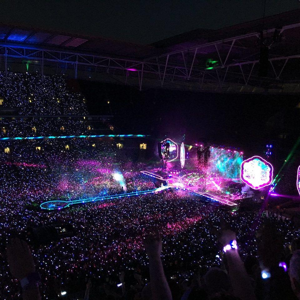 Coldplay: A Head Full of Dreams, fotograma 3 de 12
