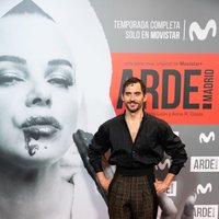 Paco León en la premiere de 'Arde Madrid'