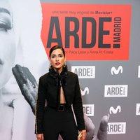 Inma Cuesta en la premiere de 'Arde Madrid'