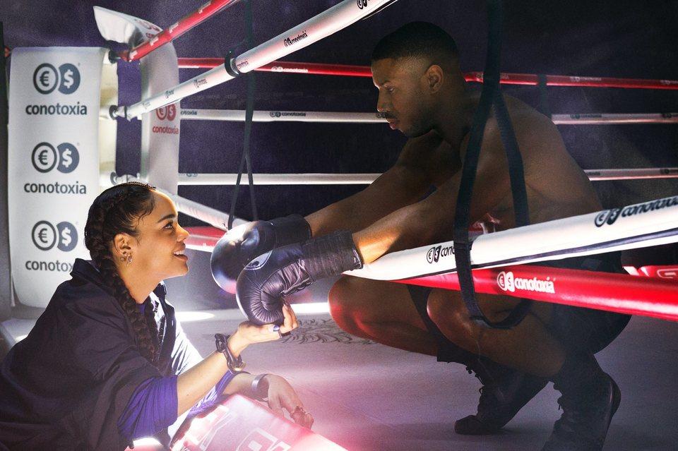 Creed II: La leyenda de Rocky, fotograma 17 de 26