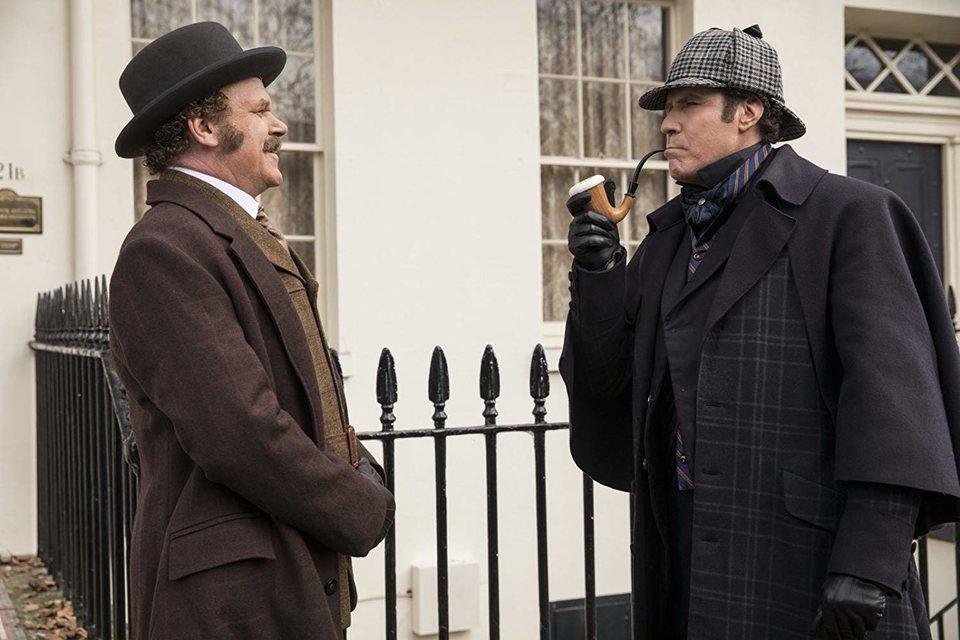 Holmes & Watson, fotograma 9 de 9