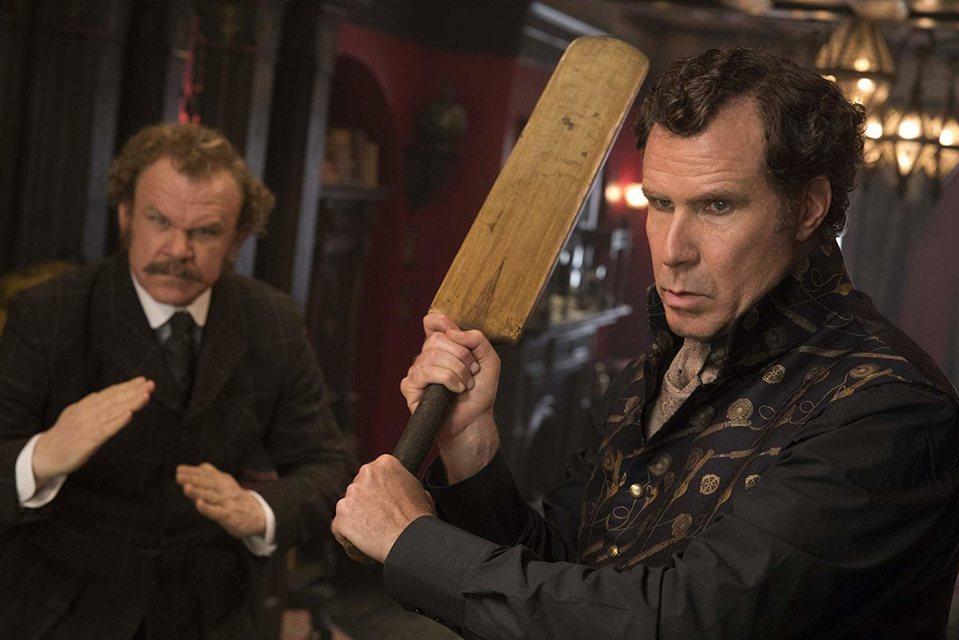 Holmes & Watson, fotograma 6 de 9