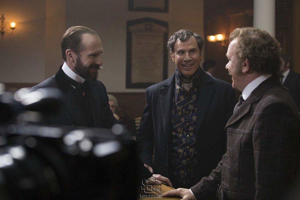 Holmes & Watson, fotograma 4 de 9