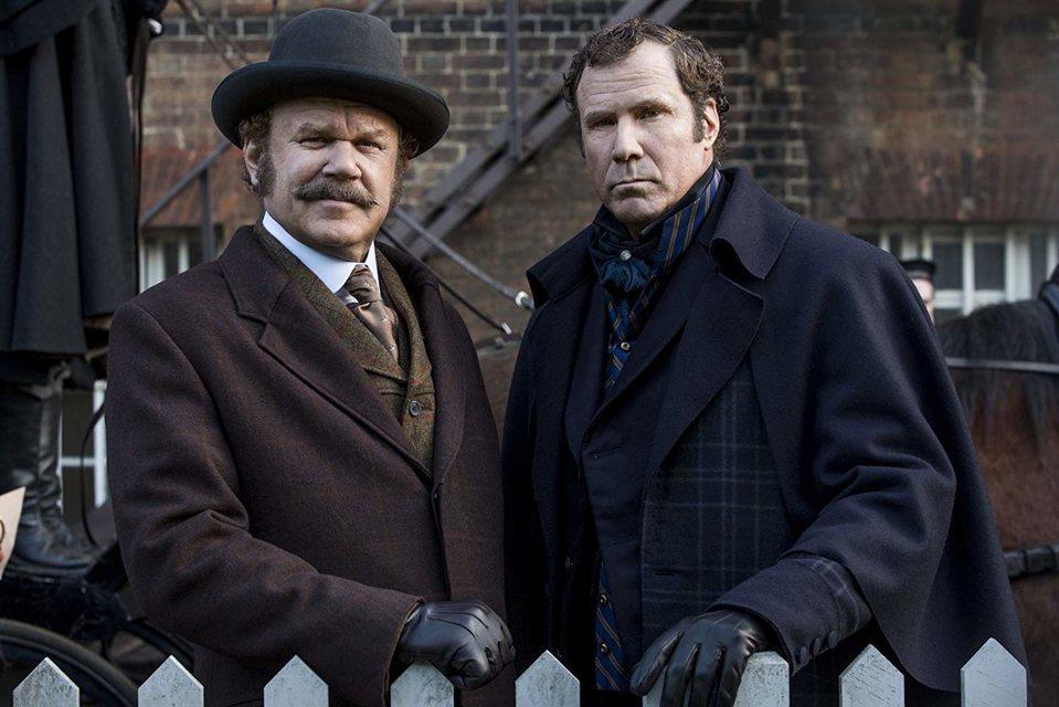 Holmes & Watson, fotograma 3 de 9