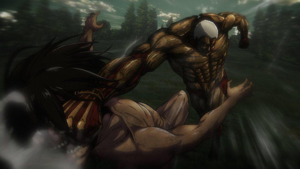 Ataque a los Titanes: El Rugido del Despertar, fotograma 6 de 8