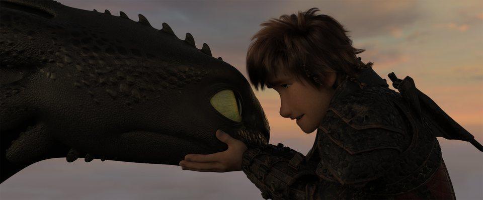 Cómo entrenar a tu dragón 3, fotograma 13 de 16