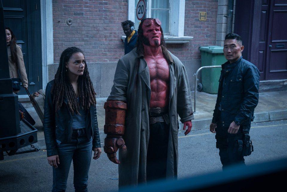 Hellboy, fotograma 7 de 25