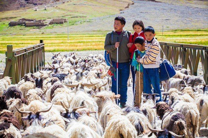 Ballad From Tibet, fotograma 4 de 9