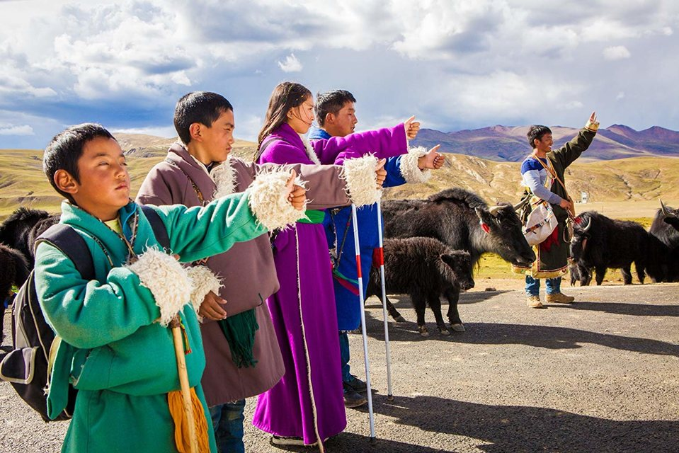 Ballad From Tibet, fotograma 9 de 9