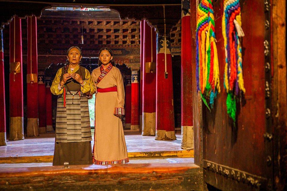 Ballad From Tibet, fotograma 5 de 9