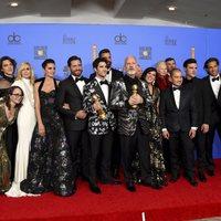 El reparto de 'American Crime Story: El asesinato de Gianni Versace' con dos galardones