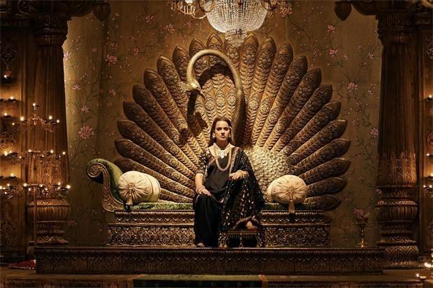 Manikarnika: The Queen Of Jhansi, fotograma 9 de 17