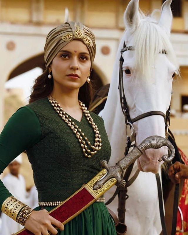 Manikarnika: The Queen Of Jhansi, fotograma 8 de 17