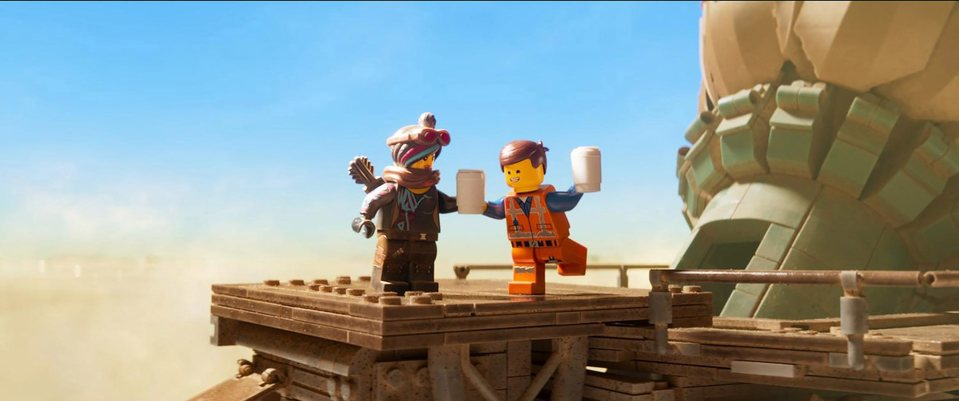 The LEGO Movie 2: The Second Part, fotograma 1 de 5