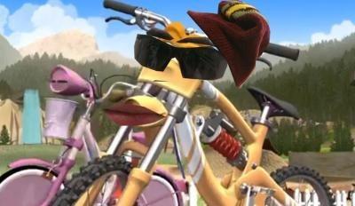 Bikes, fotograma 1 de 10