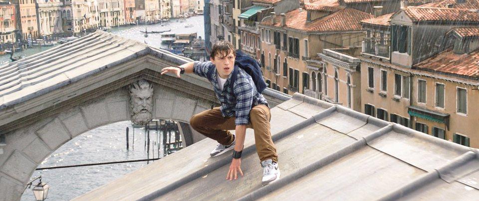 Spider-Man: Lejos de casa, fotograma 1 de 19