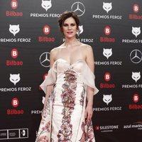 Lidia San José en la alfombra roja de los Premios Feroz 2019