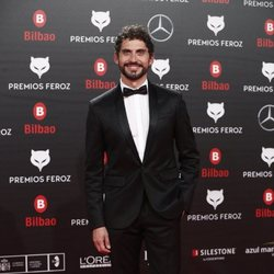 Paco León en la alfombra roja de los Premios Feroz 2019