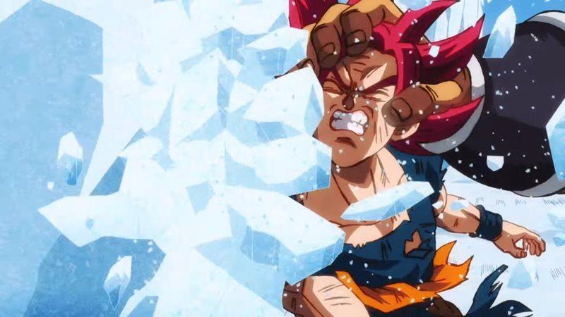 Dragon Ball Super: Broly, fotograma 8 de 10