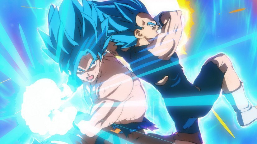 Dragon Ball Super: Broly, fotograma 6 de 10