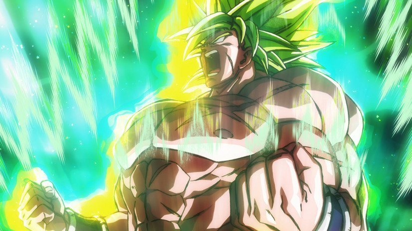 Dragon Ball Super: Broly, fotograma 4 de 10