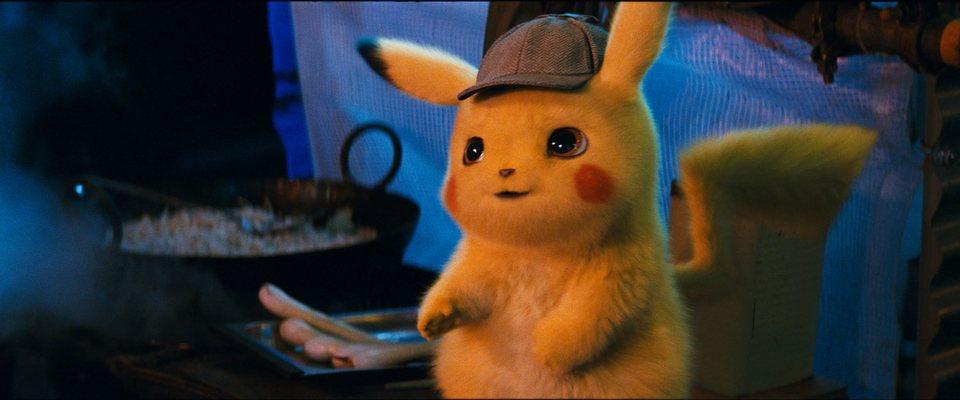 POKÉMON Detective Pikachu, fotograma 2 de 9