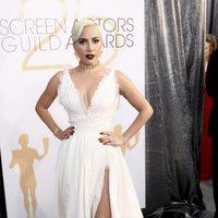 Lady Gaga en la alfombra roja de los premios SAG 2019