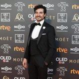 José Manuel Seda en los Premios Goya 2019