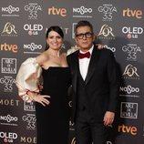 Andreu Buenafuente y Silvia Abril en los Premios Goya 2019