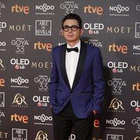 Berto Romero en los Premios Goya 2019