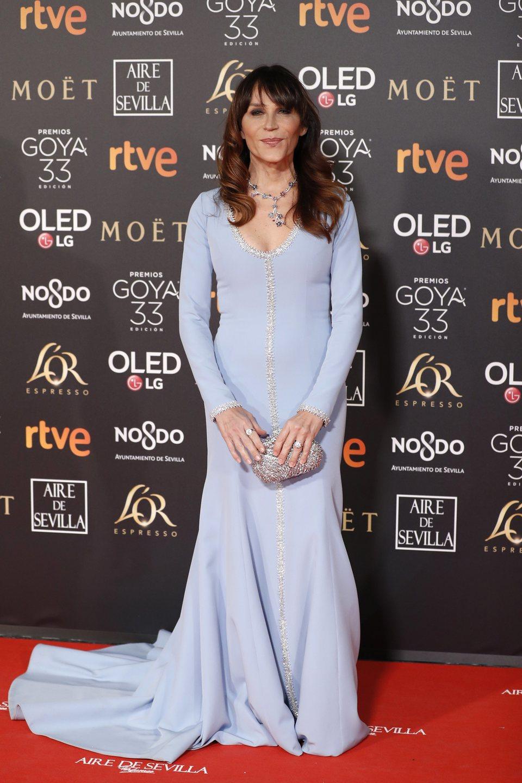 Antonia San Juan en los Premios Goya 2019
