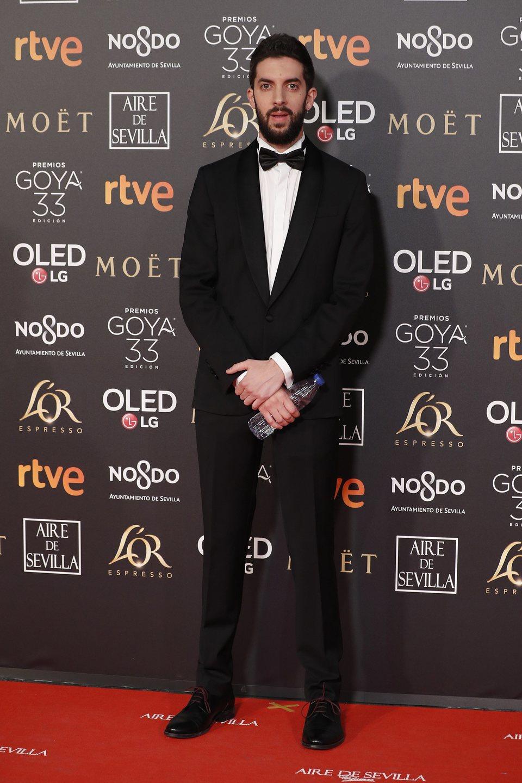 David Broncano en los Premios Goya 2019