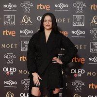 Rosalía en los Premios Goya 2019