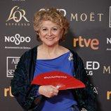 Esther García en los Premios Goya 2019