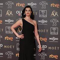 Blanca Romero en los Premios Goya 2019