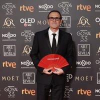 Alberto Iglesias en los Premios Goya 2019