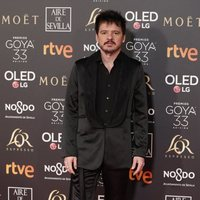 Coque Malla en los Premios Goya 2019