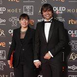 Manu Guix en los Premios Goya 2019