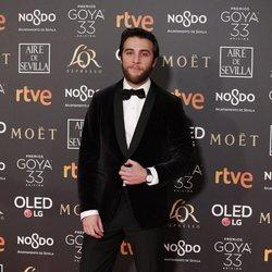 Pol Monen en los Premios Goya 2019