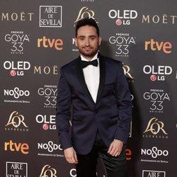 Juan Antonio Bayona en los Premios Goya 2019