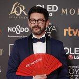 Manolo Solo en los Premios Goya 2019