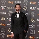 Paco León en los Premios Goya 2019