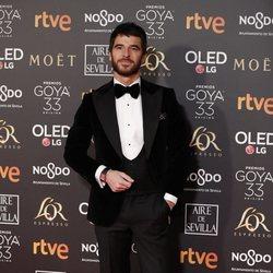 Alfonso Bassave en los Premios Goya 2019