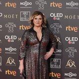 Ana Wagener en los Premios Goya 2019